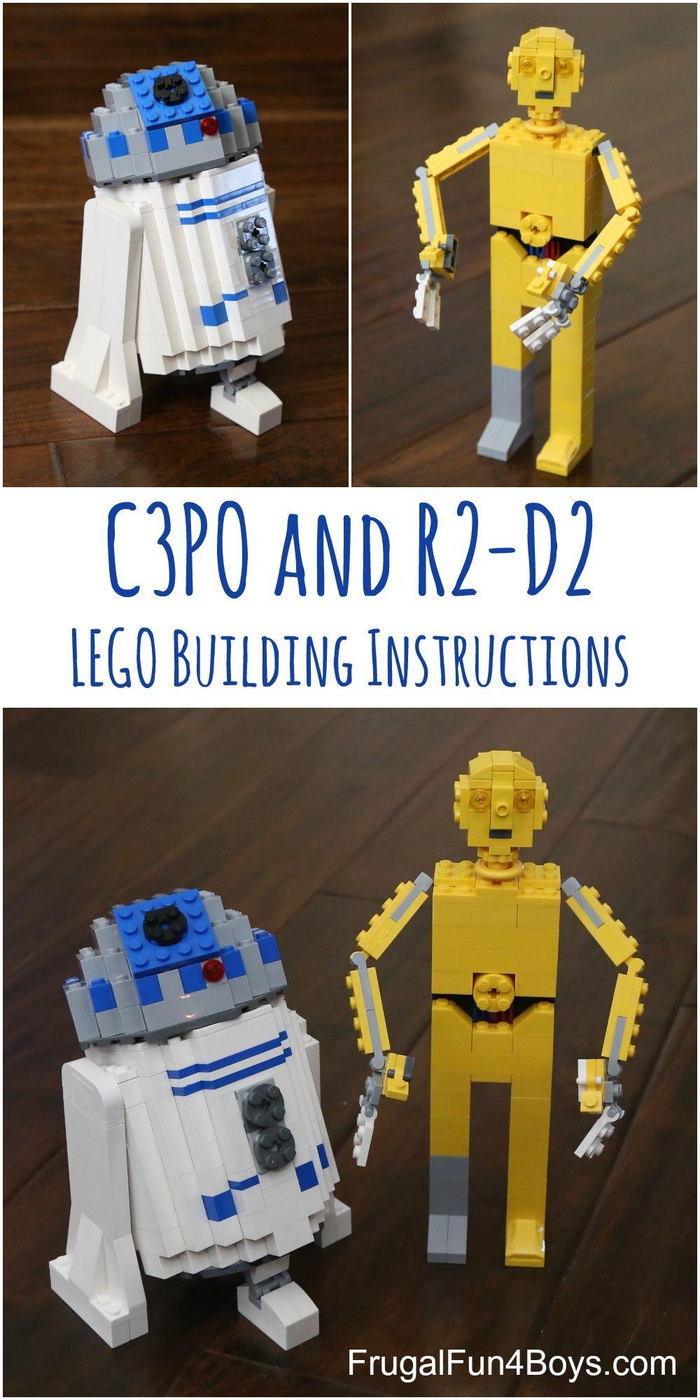 lego instructions for random pieces