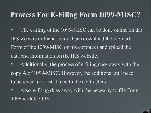 1099 misc copy c instructions