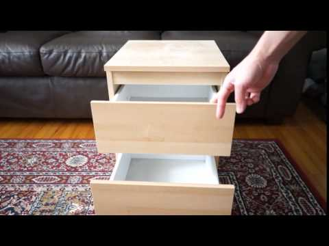 ikea elvarli drawer instructions