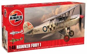 airfix hawker fury mk1 instructions