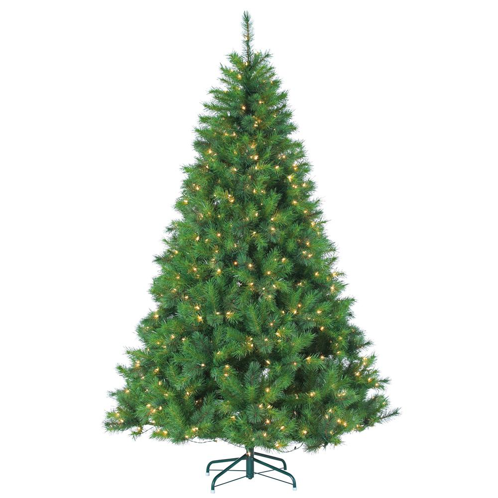 trim a home 7.5 ft christmas tree instructions