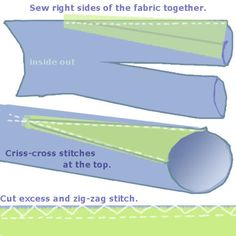 step by step instructions for sling wrap