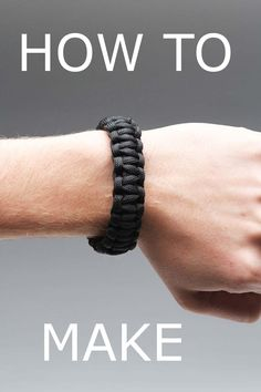 paracord bracelet instructions with buckle pdf