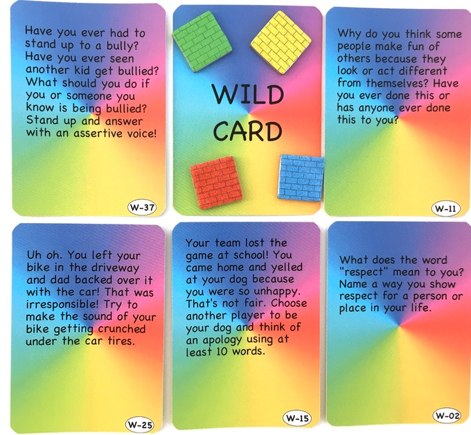 moral dilemma card game instructions