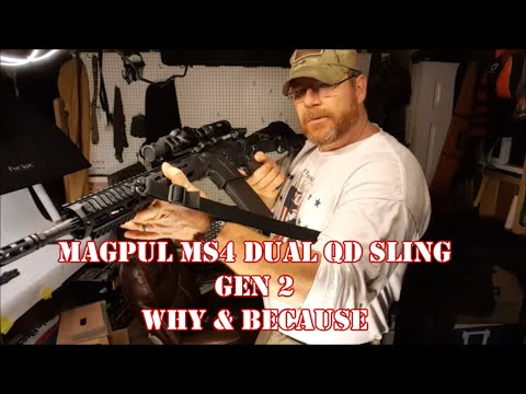 magpul ms4 sling instructions