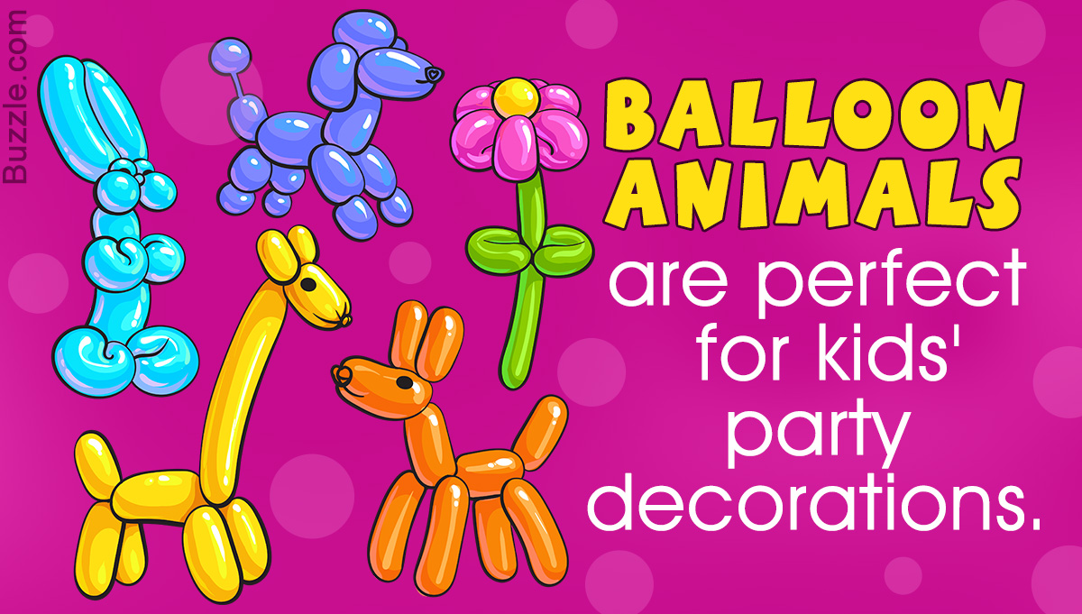make balloon dog instructions