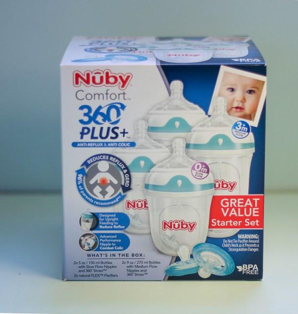 nuby flex straw instructions
