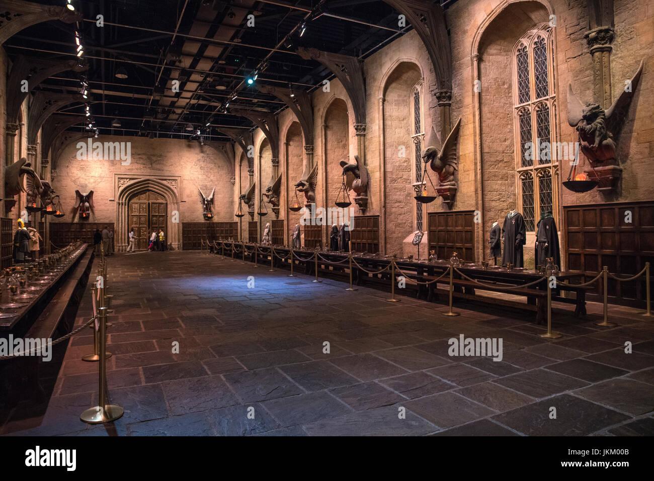 halls of hogwarts instructions