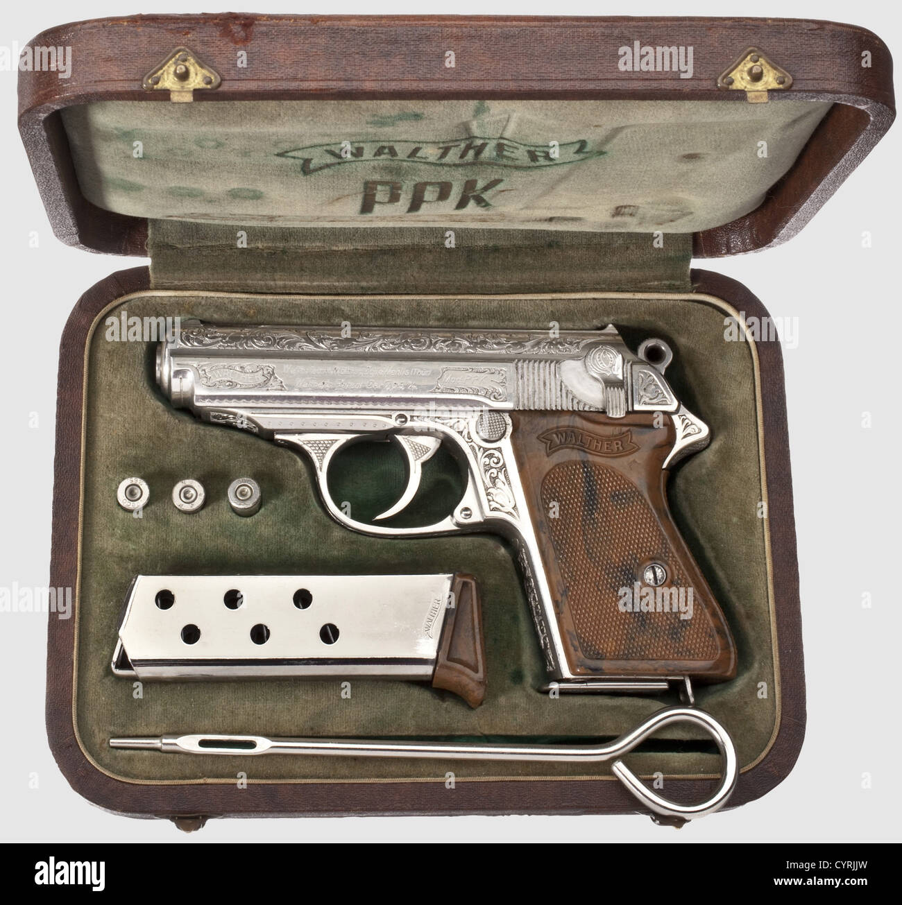 walther pp ppk instruction manual