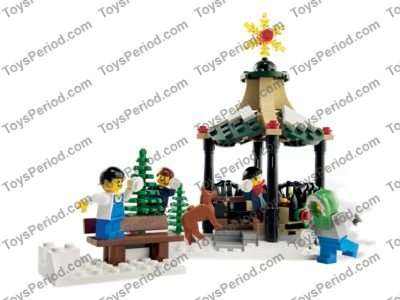 lego winter toy shop 10249 instructions