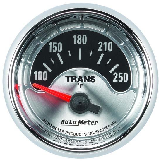 autometer trans temp gauge instructions