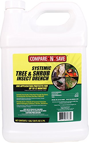 compare n save systemic tree and shrub drench instructions