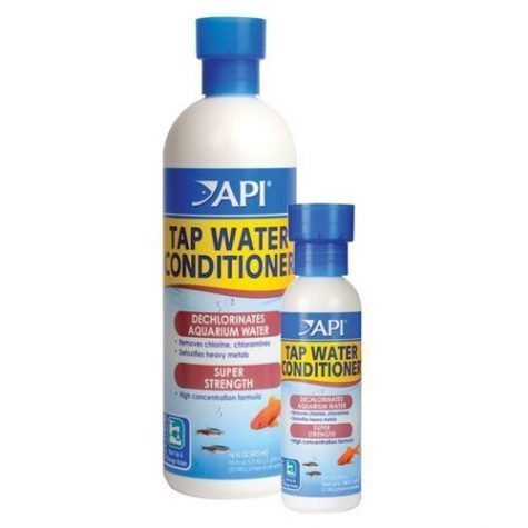 api tap water conditioner instructions