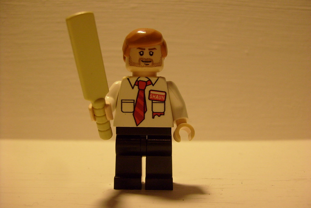lego shaun of the dead instructions