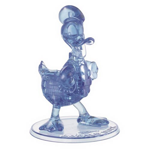duck 3d crystal puzzle instructions