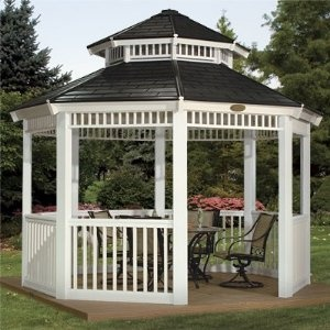avid outdoor screened gazebo instructions