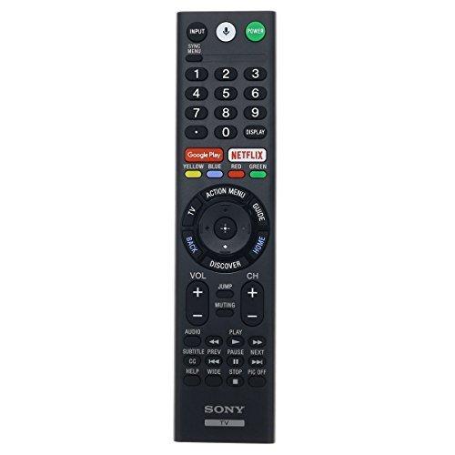 sony bravia tv control instructions