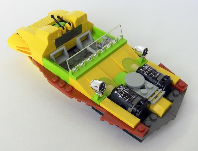lego star wars bounty hunter gunship instructions