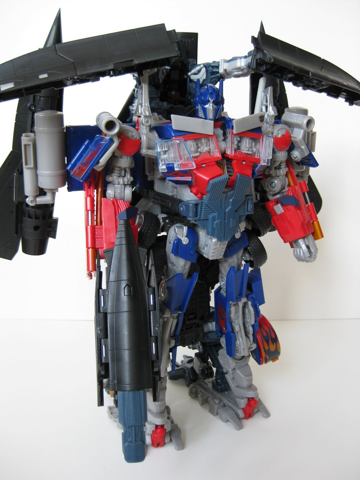 optimus power up instructions
