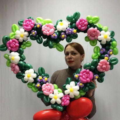 balloon sculpting instructions flower