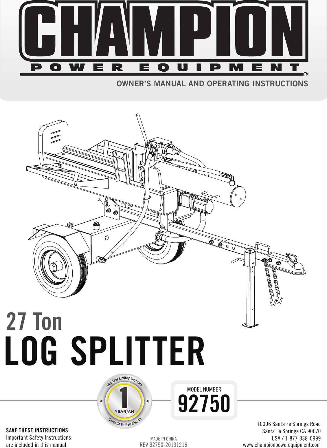 instructions for operating a power tool