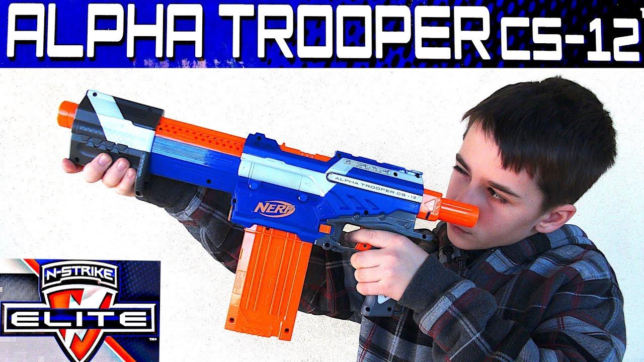 nerf alpha trooper cs 12 instructions