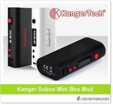kanger subox mini operating instructions
