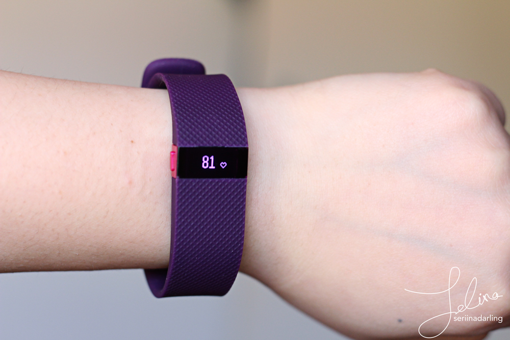 fitbit charge tapping instructions