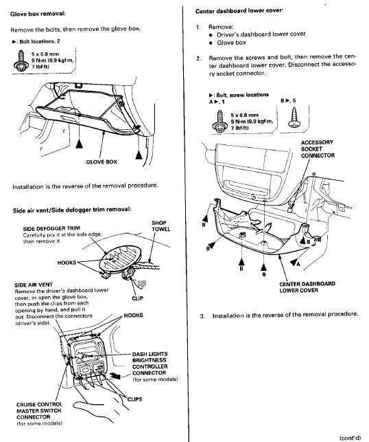 2014 honda civic remote start instructions
