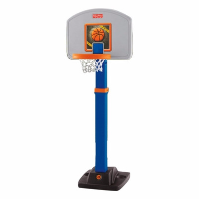 fisher price basketball net instructions