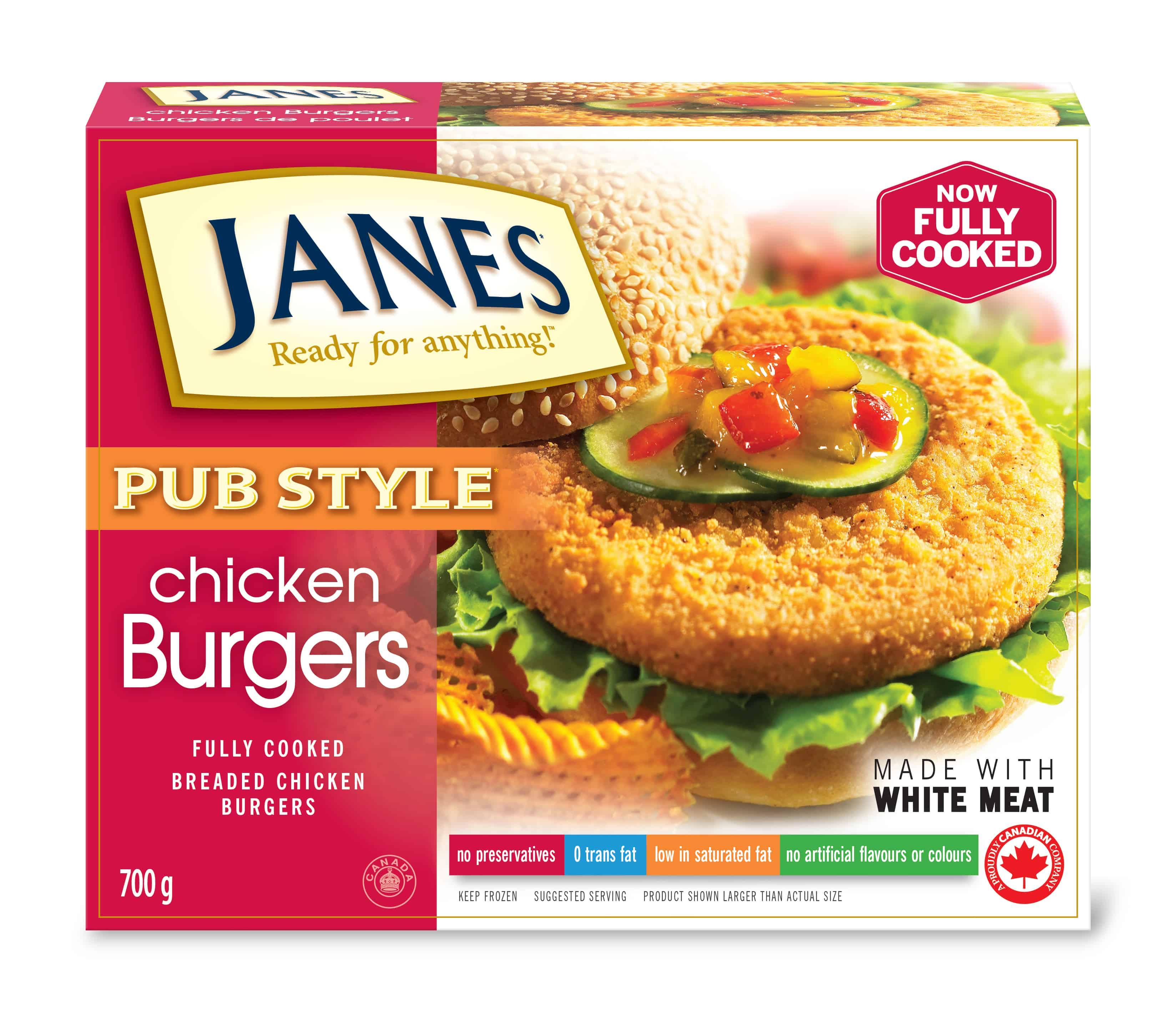 janes chicken strips instructions