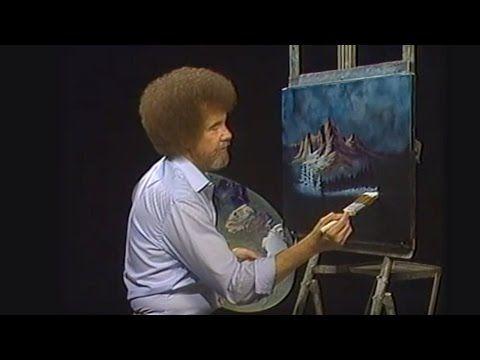 bob poss painting instruction