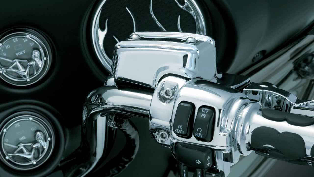 2015 harley davidson controls instructions