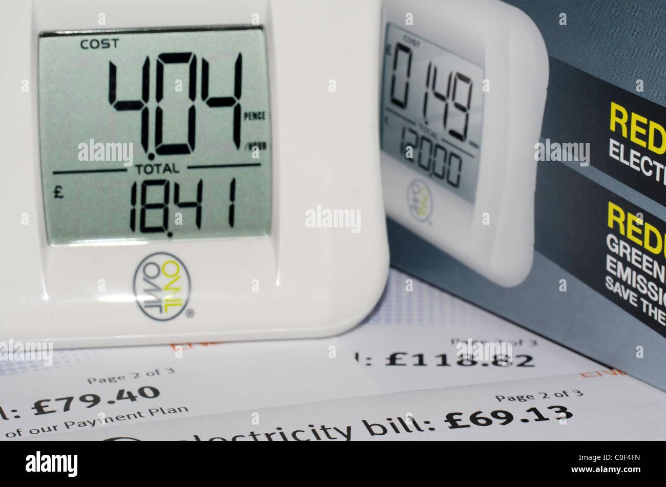 owl energy monitor cm130 instructions