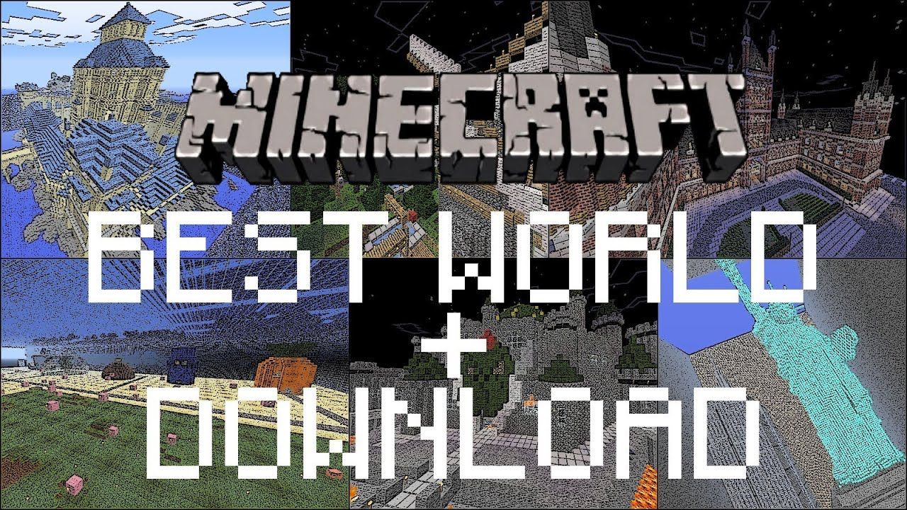 minecraft world download instructions