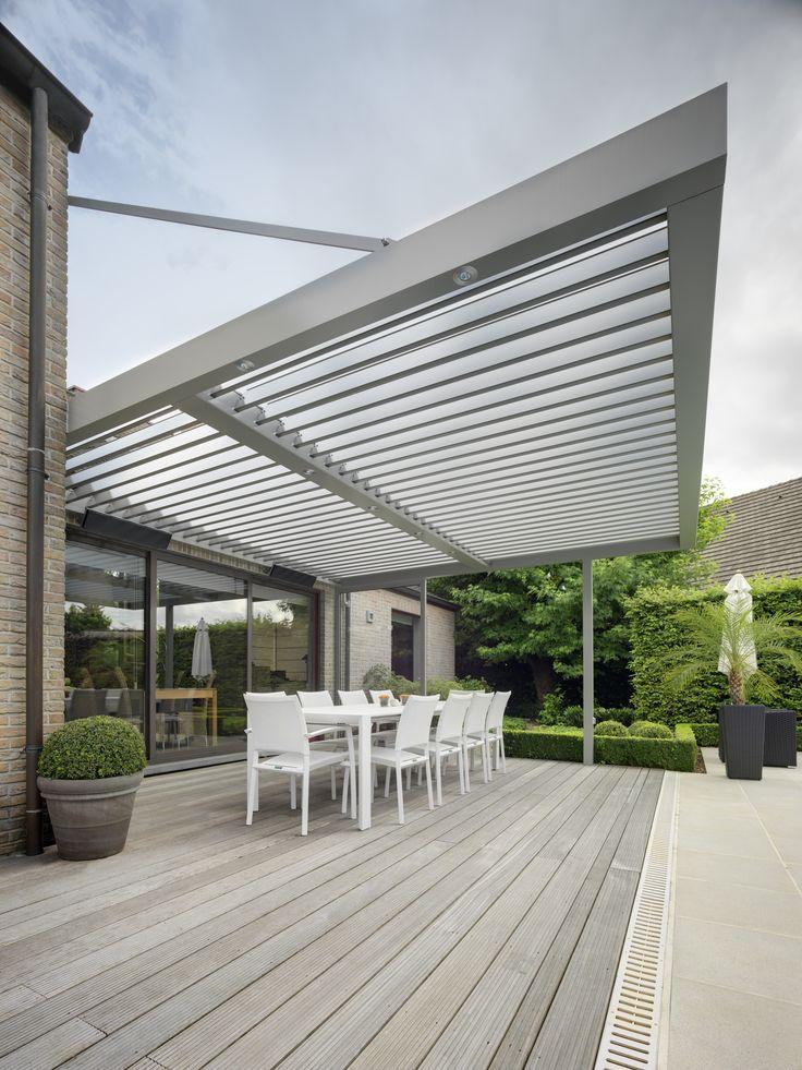 pergola canopy cover instructions