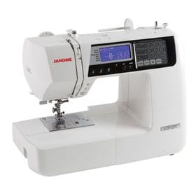 instruction manual for janome sewing machine 4100 qdc