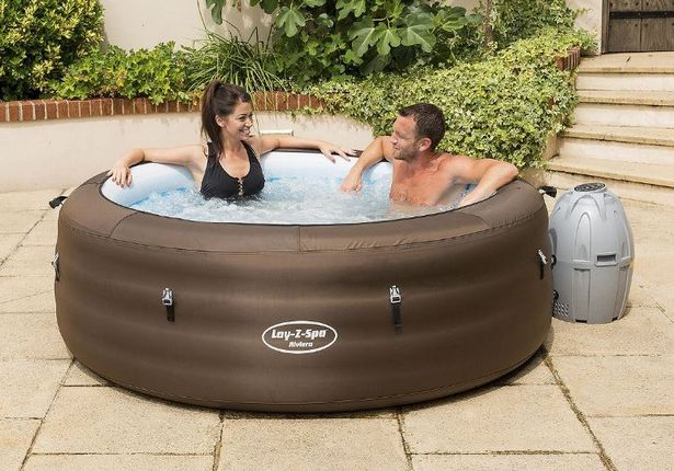aldi hot tub instructions