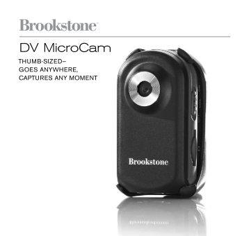 brookstone digital photo keychain instructions