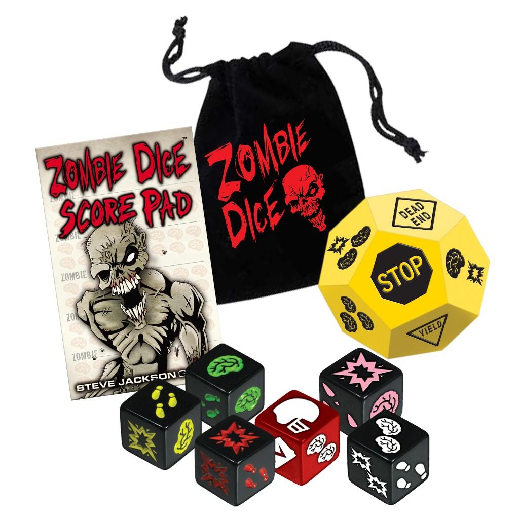 zombie dice jeu instruction