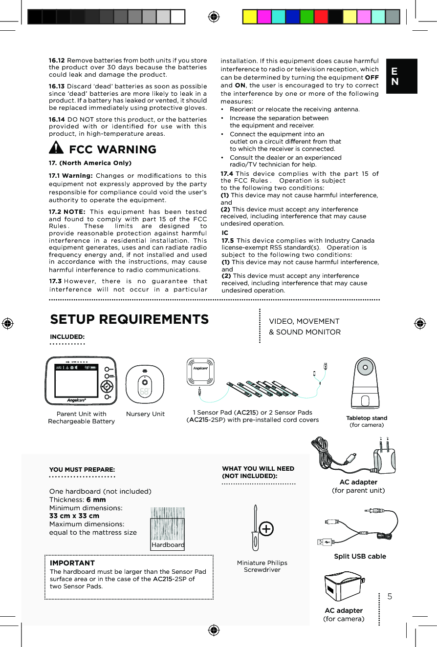 angelcare model ac201 instructions