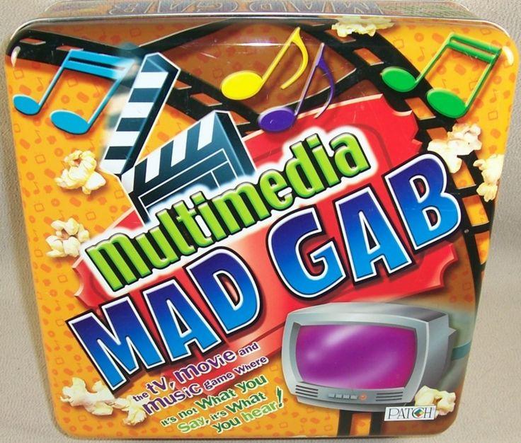 mad gab instructions mattel