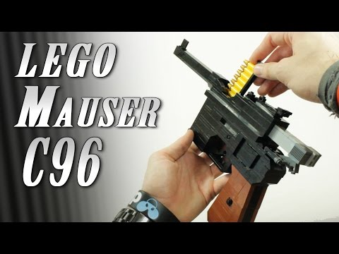 lego technic sniper instructions