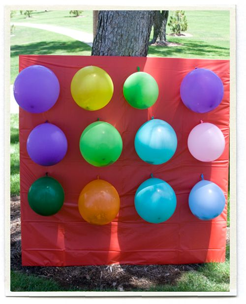 balloon dart game instructions