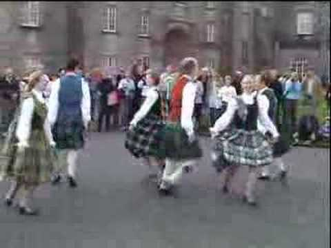 scottish country dancing instructions youtube