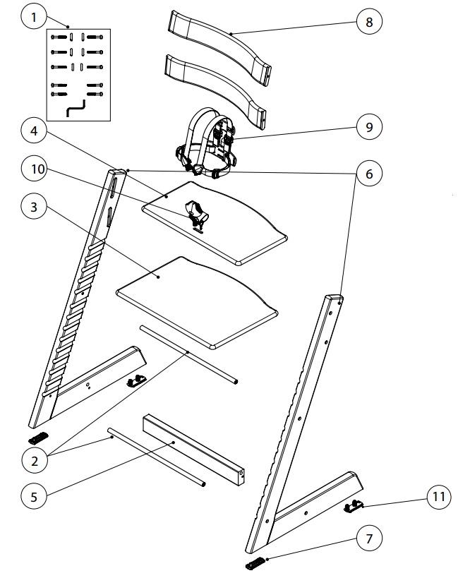 stokke tripp trapp instructions pdf