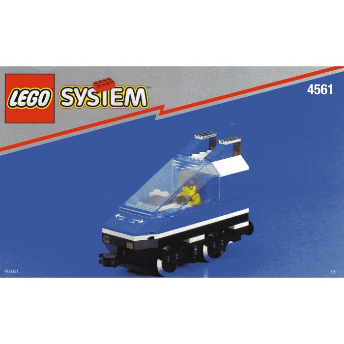 lego planet express ship instructions