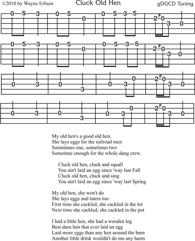 clawhammer ukulele instructions pdf