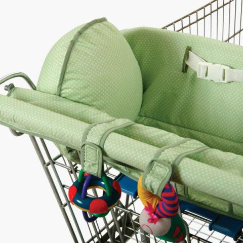 eddie bauer neoprene shopping cart cover instructions