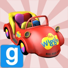 wiggles big red car toy instructions